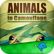 Animals In Camouflage – TumbleBooksToGo